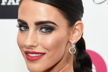 Jessica Lowndes Arrivals at the Elton John AIDS Foundation Oscars Viewing Party — Part 3