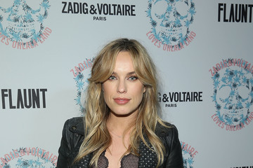 Jessica McNamee Zadig & Voltaire And Flaunt Celebrate The FW16 Collection