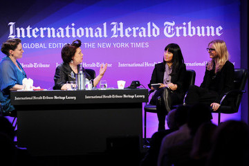 Jessica Michault International Herald Tribune Heritage Luxury Conference - Day 1