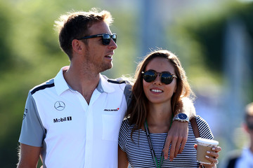 Jessica Michibata Canadian F1 Grand Prix - Qualifying