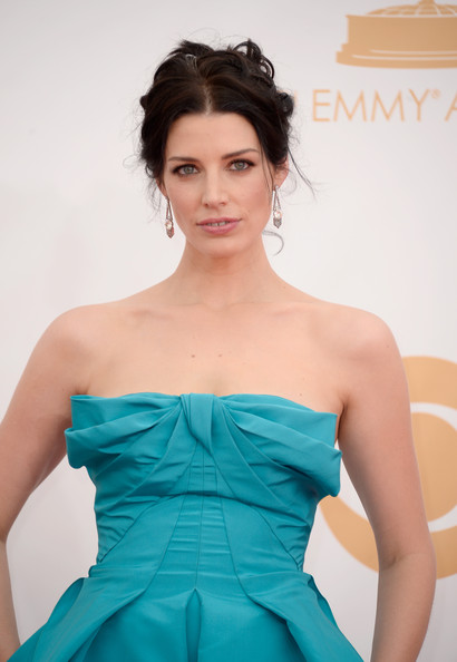 Jessica Pare - Arrivals at the 65th Annual Primetime Emmy Awards — Part 5