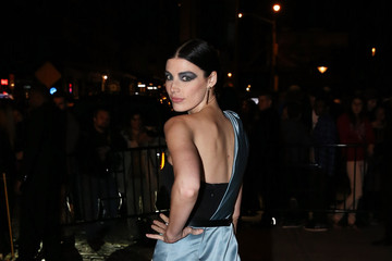 Jessica Pare Met Gala After Party in NYC