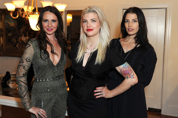 Guests Attend the Jessica Pare and Janie Bryant Private Event