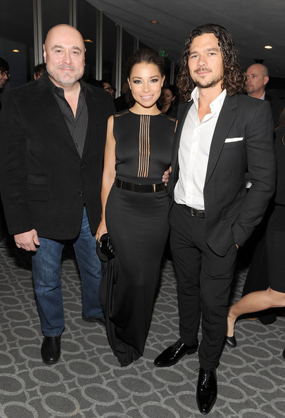 Jessica Parker Kennedy Luke Arnold Photos Photos - 'Black ...
