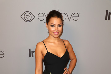 Jessica Parker Kennedy The 2018 InStyle and Warner Bros. 75th Annual Golden Globe Awards Post-Party - Red Carpet