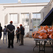 Jessica Presedo Food Bank For New York City Continues Hunger Action Month 5 Borough Pop Up Tour In Partnership With Yankees And Grubhub At Yankee Stadium