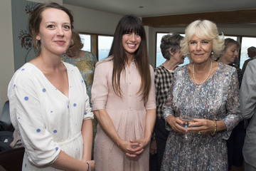 Jessica Ransom The Duke and Duchess of Cornwall Visit Port Isaac