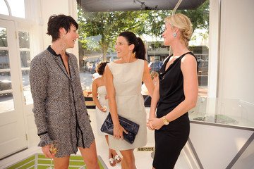 Fiona Rudin Jessica Seinfeld & Gwyneth Paltrow Host A Shopping Evening For Baby Buggy