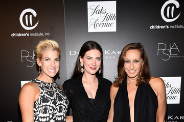 Jessica Seinfeld Celebs at the PSLA Autumn Party