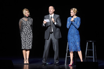 Jessica Seinfeld 'An Evening With Jerry Seinfeld and Amy Schumer' - Inside