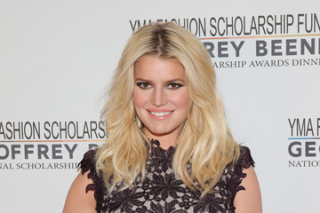 Jessica Simpson YMA Fashion Scholarship Fund Geoffrey Beene National Scholarship Awards Gala