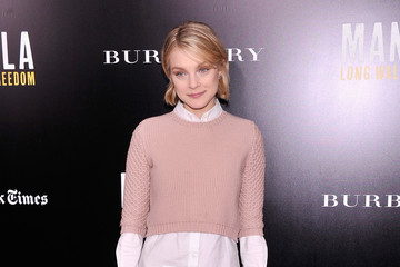 Jessica Stam 'Mandela: Long Walk to Freedom' Screening in NYC — Part 3