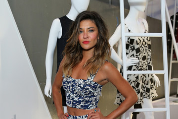 Jessica Szohr Guests Attend the StyleWatch x Revolve Fall Fashion Party