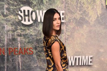 Jessica Szohr Premiere of Showtime's 'Twin Peaks'- Arrivals