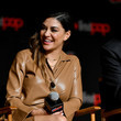 Jessica Szohr New York Comic Con 2019 - Day 4