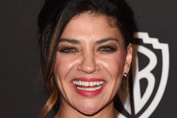 Jessica Szohr InStyle And Warner Bros. Golden Globes Party — Part 2