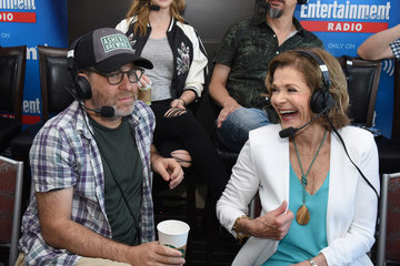 Jessica Walter SiriusXM's Entertainment Weekly Radio Channel Broadcasts From Comic-Con 2016 - Day 2