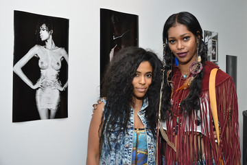 Jessica White Control Sector Clothing Line Makes Los Angeles Debut At Fashion Show In Malibu Sponsored By CIROC