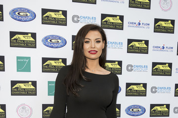 Jessica Wright Paul Strank Charitable Trust Summer Party - Arrivals