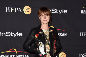 Jessie Buckley HFPA & InStyle Annual Celebration of 2017 Toronto International Film Festival - Arrivals