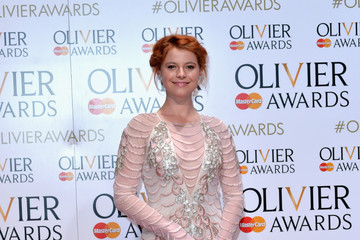 Jessie Buckley The Olivier Awards with Mastercard - Winners Room