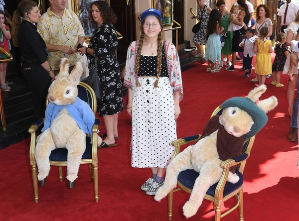 'Where Is Peter Rabbit?' - Press Day