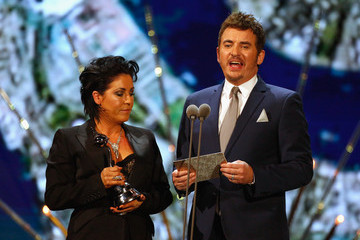 Jessie Wallace National Television Awards - Show