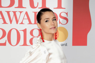Jessie Ware The BRIT Awards 2018 - Red Carpet Arrivals