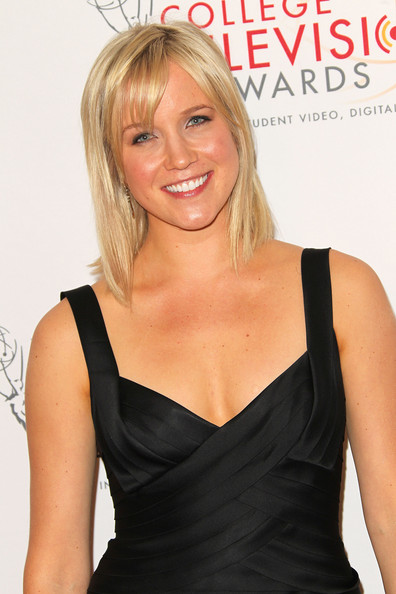 Jessy Schram Actress Jessy Schram attends the 32nd Annual College Television Awards at the Renaissance Hotel Hollywood on April 9, 2011 in Hollywood, California.