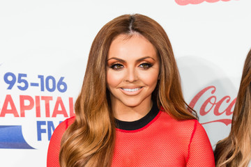 Jesy Nelson Capital's Jingle Bell Ball With Coca-Cola - Arrivals - Day 1