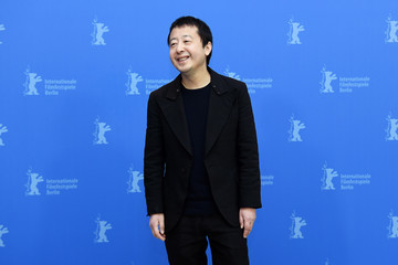 "Jia Zhangke ""Swimming Out Till The Sea Turns Blue"" Photo Call - 70th Berlinale International Film Festival"