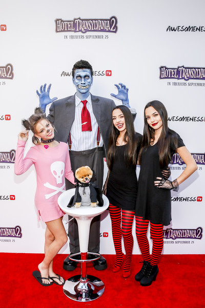 'Hotel Transylvania 2' Special Screening Hosted by Awesomeness TV & Fifth Harmony