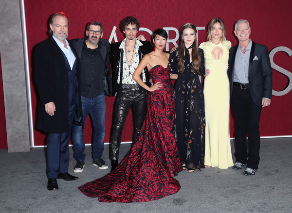 Premiere Of Universal Pictures' 'Mortal Engines' - Arrivals