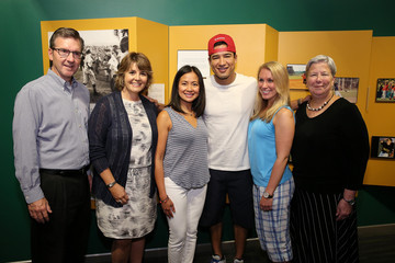 Jill Bauer Mario Lopez Joins Canon PIXMA at Little League World Series