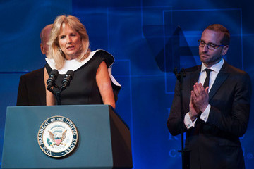 Jill Biden Human Rights Campaign Los Angeles Gala Dinner - Inside