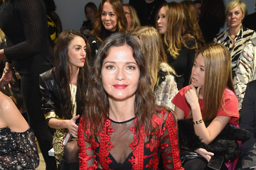 Jill Hennessy Nicole Miller - Front Row - February 2019 - New York Fashion Week: The Shows