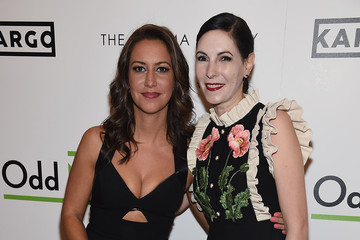 Jill Kargman The Cinema Society Hosts the Season 3 Premiere of Bravo's 'Odd Mom Out' - Arrivals