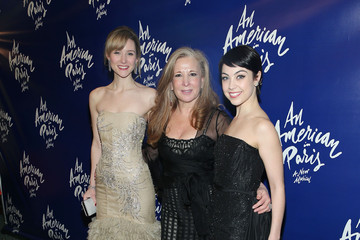 Jill Paice 'An American in Paris' Broadway Opening Night - After Party