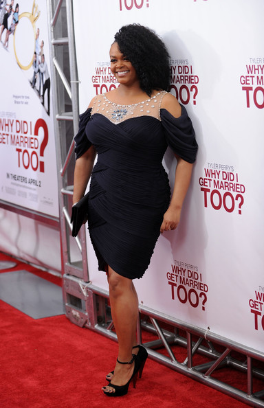 "Jill Scott Photos Photos - Special Screening Of ""Why Did I ..."