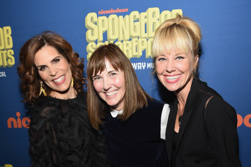 Jill Talley Opening Night Of Nickelodeon's 'SpongeBob SquarePants: The Broadway Musical' - Arrivals & Curtain Call