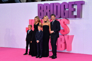 Jillian Fink 'Bridget Jones's Baby' - World Premiere - Red Carpet Arrivals