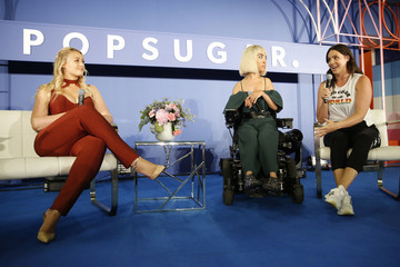 Jillian Mercado POPSUGAR Play/Ground - Day 2