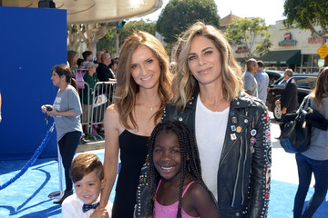Jillian Michaels Premiere of Warner Bros. Pictures' 'Storks' - Red Carpet