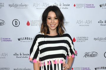 Jillian Rose Reed CAN.PARTY: Hollywood Fights For A Cure