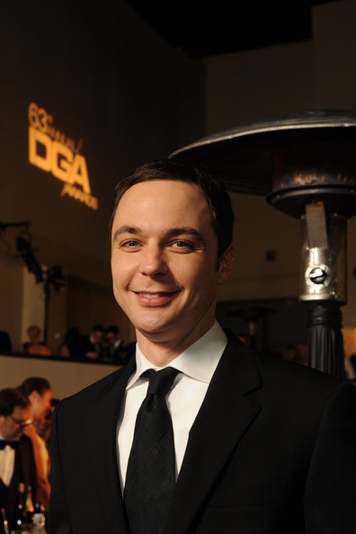 jim parsons and todd spiewak. Jim Parsons - 63rd Annual