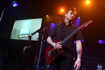 Jim Adkins iHeartRadio LIVE With Jimmy Eat World At The iHeartRadio Theater LA