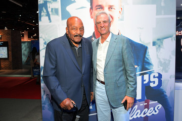 Jim Brown Disney+ Pavilion At D23 Expo Friday, August 23