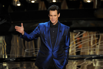 Jim Carrey 86th Annual Academy Awards Show