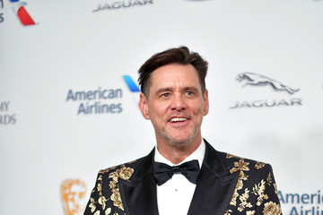 Jim Carrey 2018 British Academy Britannia Awards Presented By Jaguar Land Rover And American Airlines - Arrivals