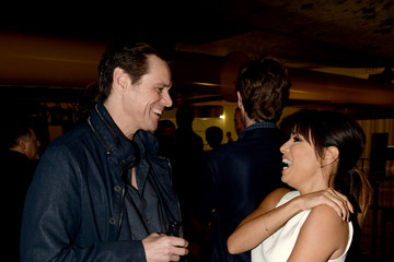 Jim Carrey Q&A with Ann Curry in LA